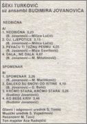 Seki Turkovic - Diskografija 1985_z