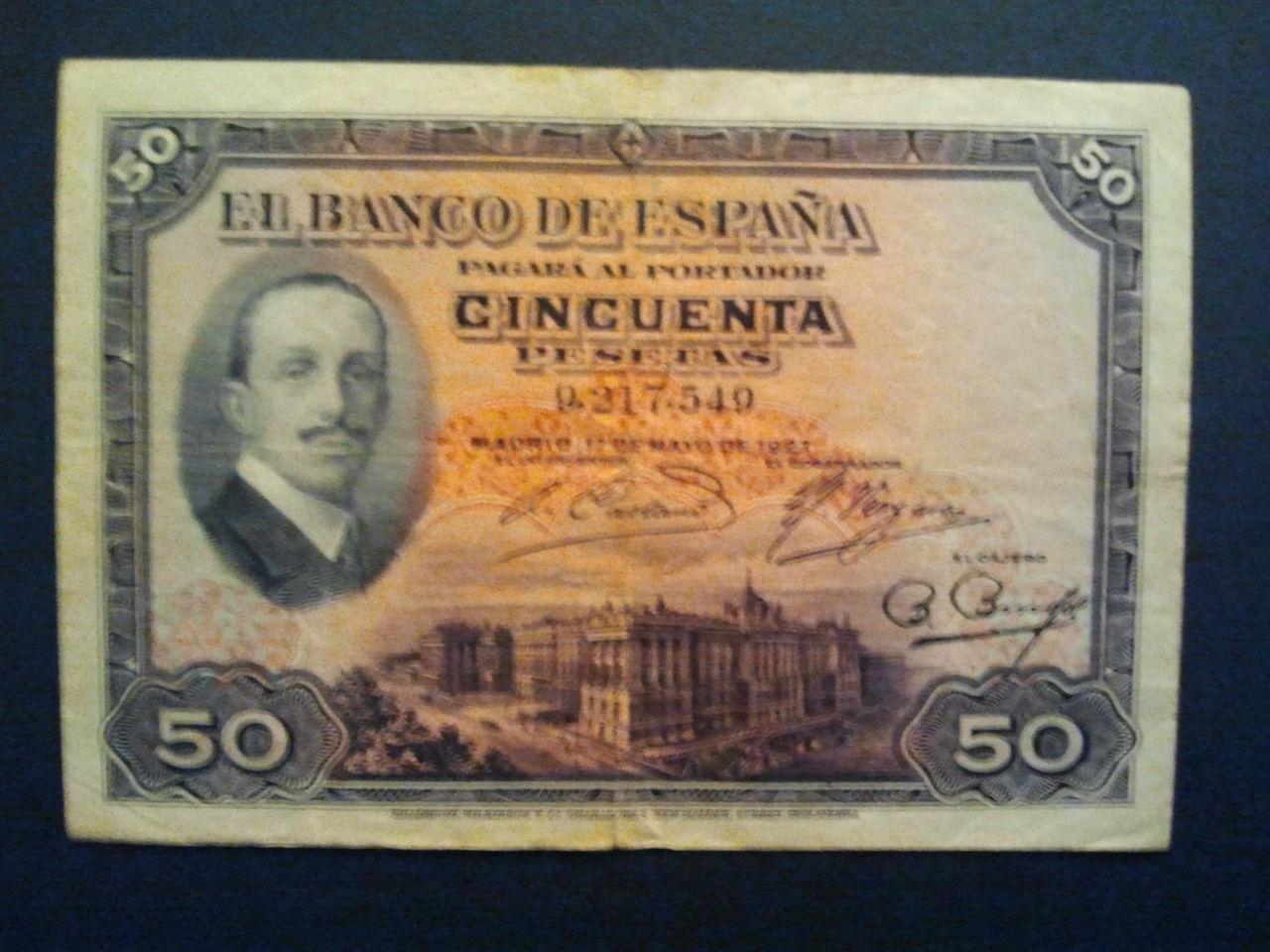 50 Pesetas 1927 (Alfonso XIII) 2014_03_14_20_34_49
