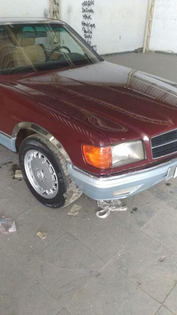 C126 500SEC 1983 - R$ 48.000,00 What_5