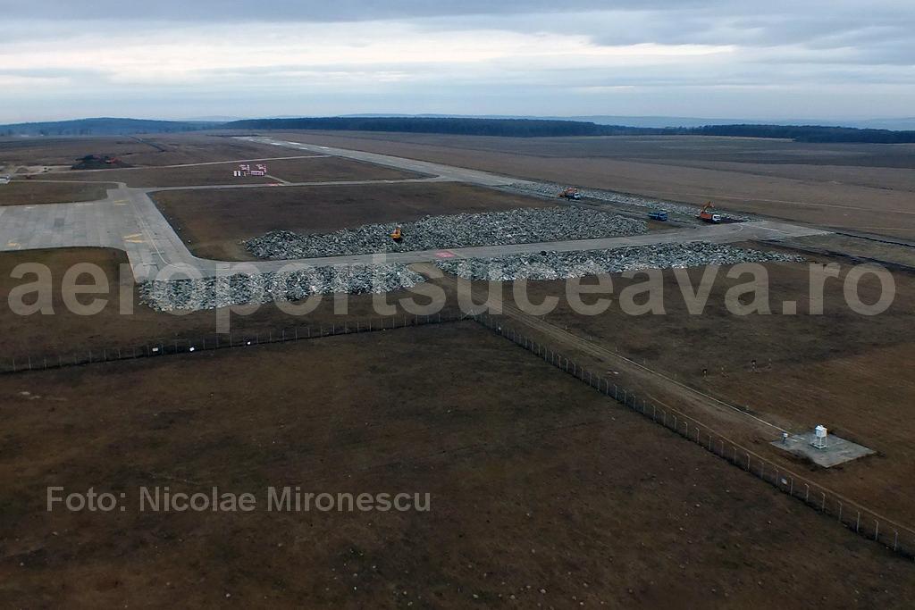 AEROPORTUL SUCEAVA (STEFAN CEL MARE) - Lucrari de modernizare DSCF8031