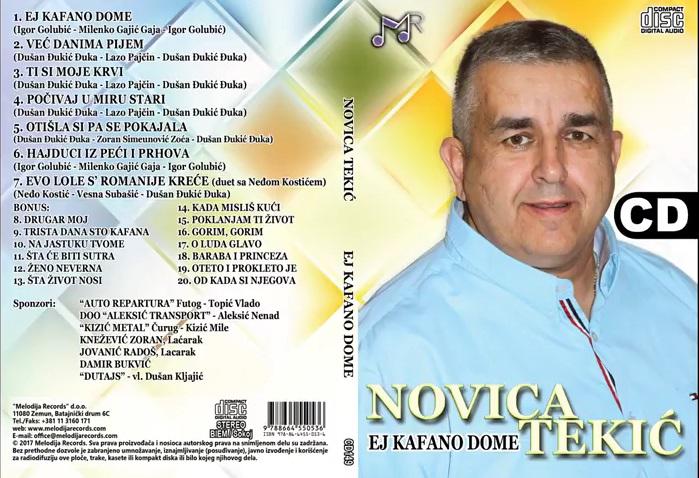 Novica Tekic 2017 - Ej kafano dome Folder