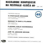Zekerijah Djezić - Diskografija  1968_z
