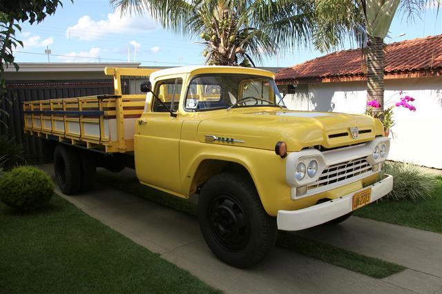 Vintage camion in vendita in Brasile F_600_1964