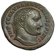 Nummus de Maximino II. GENIO AVGVSTI CMH. Nicomedia. IMG_5247
