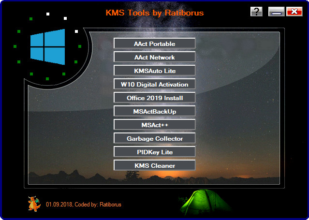 KMS Tools Portable 01.09.2018 By Ratiborus  864d41d3aad7