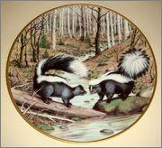 Peter Barrett | Времена года и животный мир - Живопись на фарфоре 893565_580460068644433_319494018_o