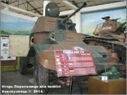 "Французский бронеавтомобиль ""Panhard"" AMD 178,  Musee des Blindes, Saumur, France Panhard_Saumur_003"