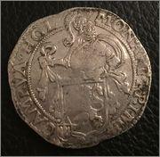 1 Lion daalder. Holanda (colonial). 1597 Image