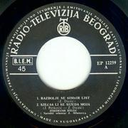 Zekerijah Djezić - Diskografija  1966_za