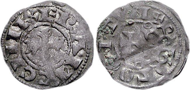 ¿Cuál fue la primera moneda en ser fechada? ¿Y la primera hispánica? 1166