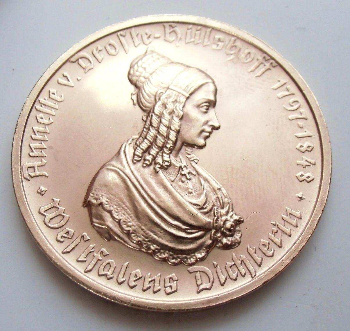 Monedas de emergencia emitidas por el banco regional de Westphalia 1923_500a