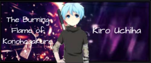 Kiro's Genin Exam Kiro_Uchiha_s_Signature