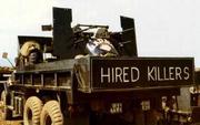 m35a1 vietnam gun truck Dkillers