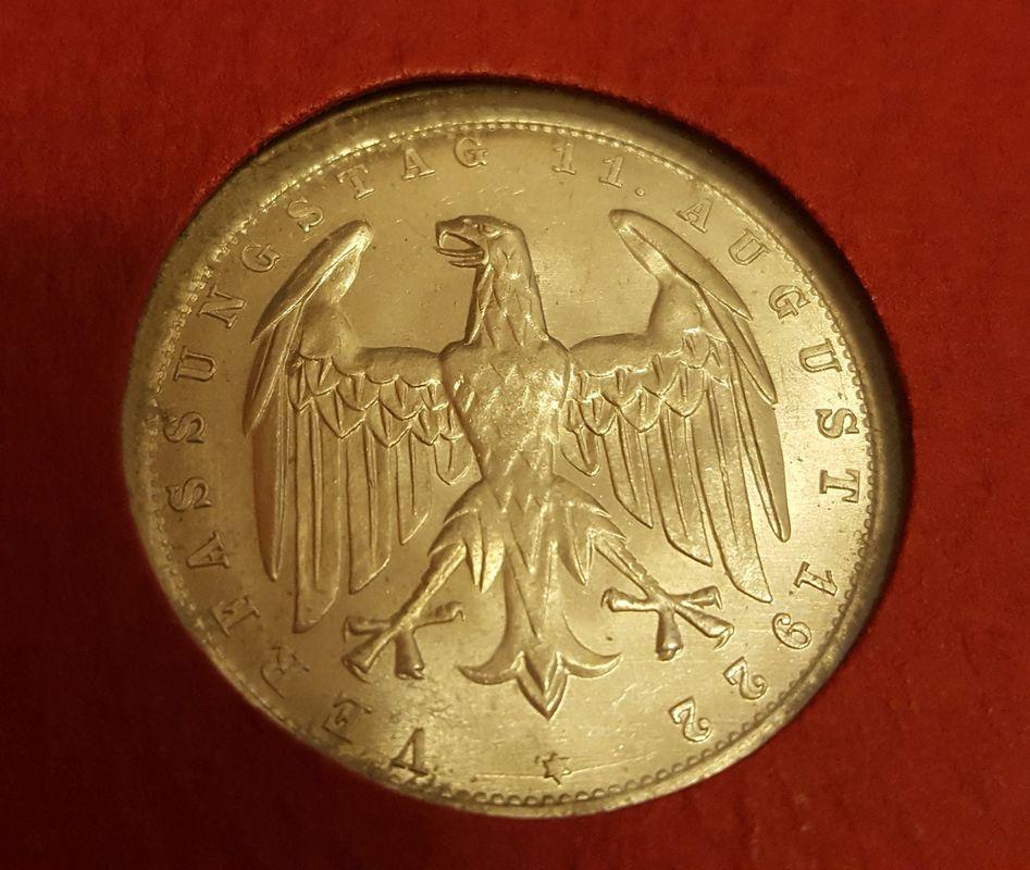 Monedas Conmemorativas de la Republica de Weimar y la Rep. Federal de Alemania 1919-1957 20170406_082255