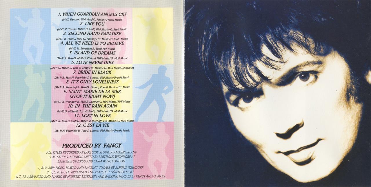 FANCY-FLAC Inlay