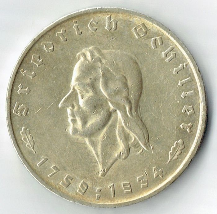 Monedas Conmemorativas de la Republica de Weimar y la Rep. Federal de Alemania 1919-1957 - Página 5 77bf2