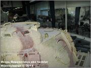 "Немецкий тяжелый танк PzKpfw V Ausf.А  ""Panther"", Sd.Kfz 171,  Musee des Blindes, Saumur, France Panther_A_Saumur_135"