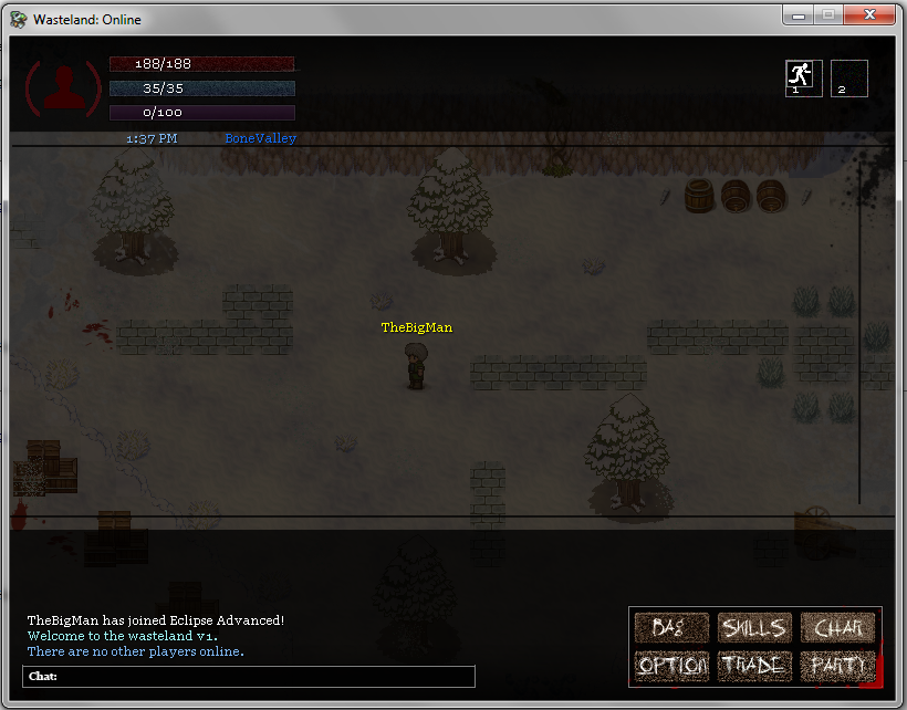 Wasteland Online - Updated Screenshots 3 (HUDS & GUIS)  Normal