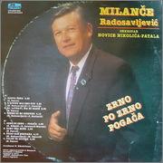 Milance Radosavljevic - Diskografija Milance_Radosavljevic_1991_z