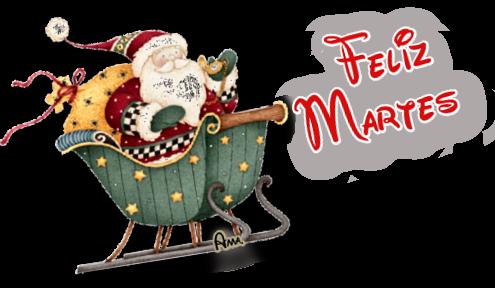 Linda Navidad Ho Ho Ho !! MARTES