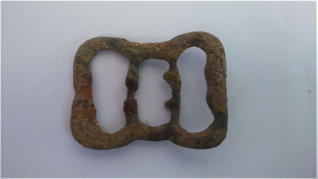 Hebilla antigua.  DSC_0022