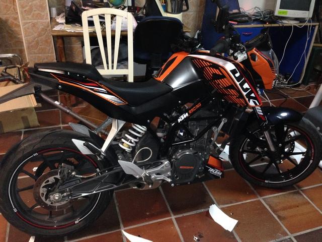 KTM Duke 125 - Torres Vedras IMG_0175