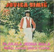 Jovca Simic -Diskografija Jovica_Simic_1976_Plakala_Jedna_Mala_Zadnj