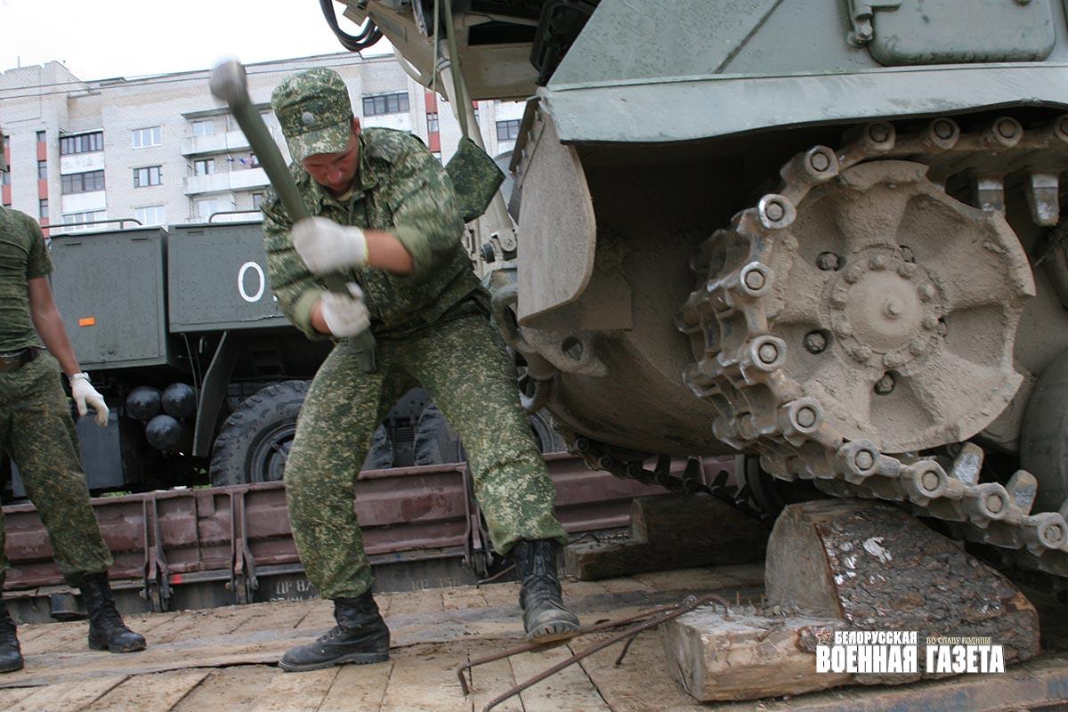Armée Biélorusse / Armed Forces of Belarus - Page 3 146_8