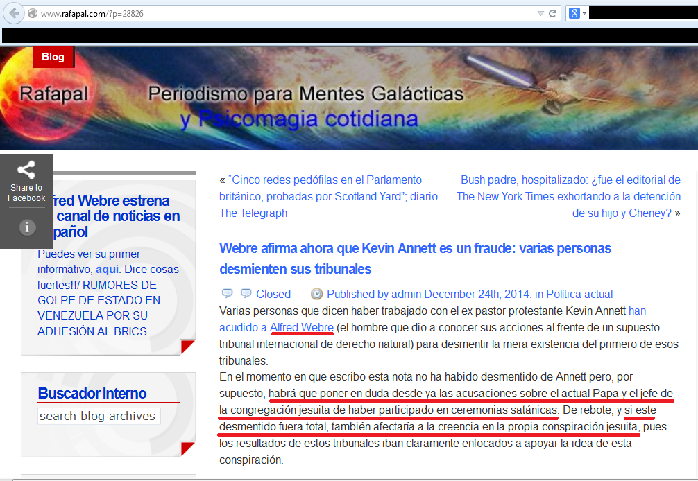 El agente desinformador y coadjutor jesuita Rafael Palacios continúa traicionandonos a favor de los Jesuitas Sin_t_tulo