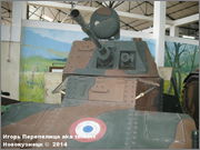 "Французский бронеавтомобиль ""Panhard"" AMD 178,  Musee des Blindes, Saumur, France Panhard_Saumur_005"