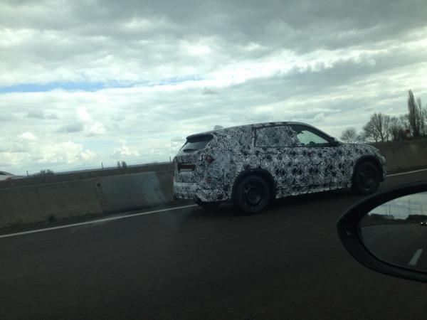 2015 - [BMW] X1 II [F48] - Page 5 Image