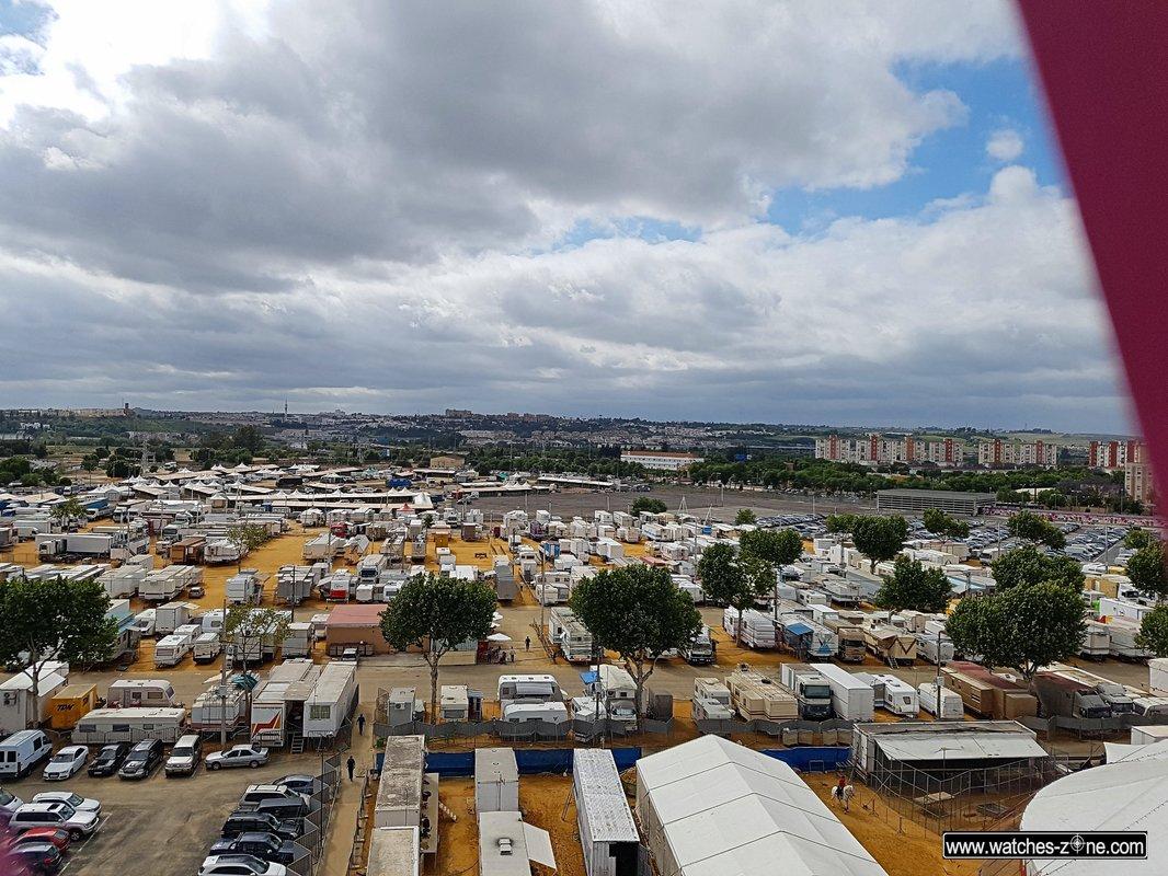 Feria de abril de Sevilla 2017 con mi Marinemaster 20170430_171725