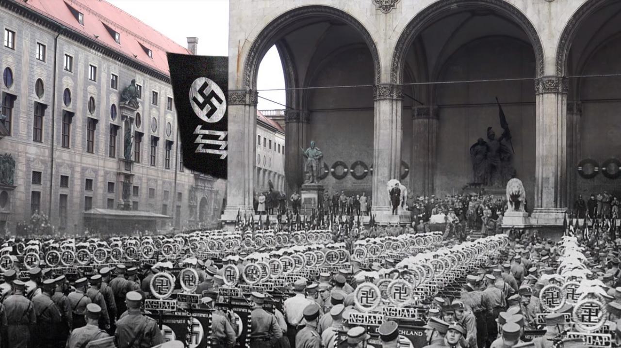 El ayer y el hoy: Berlín Berl_n_-_Feldherrnhalle_-_14-2