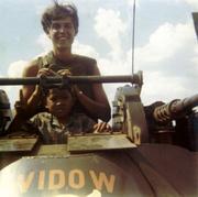 m35a1 vietnam gun truck Widowmont