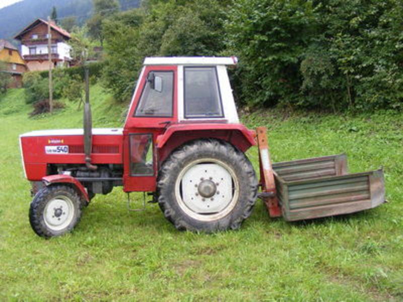 Hilo de tractores antiguos. - Página 37 STEYR_540