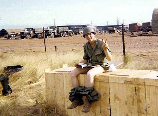 m35a1 vietnam gun truck P05607