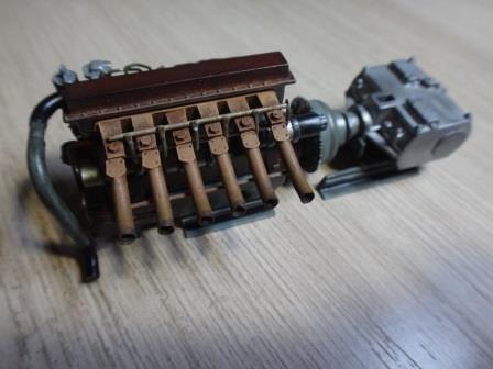 МТП на базе БТР-50ПК ГОТОВО - Страница 3 DSC00981