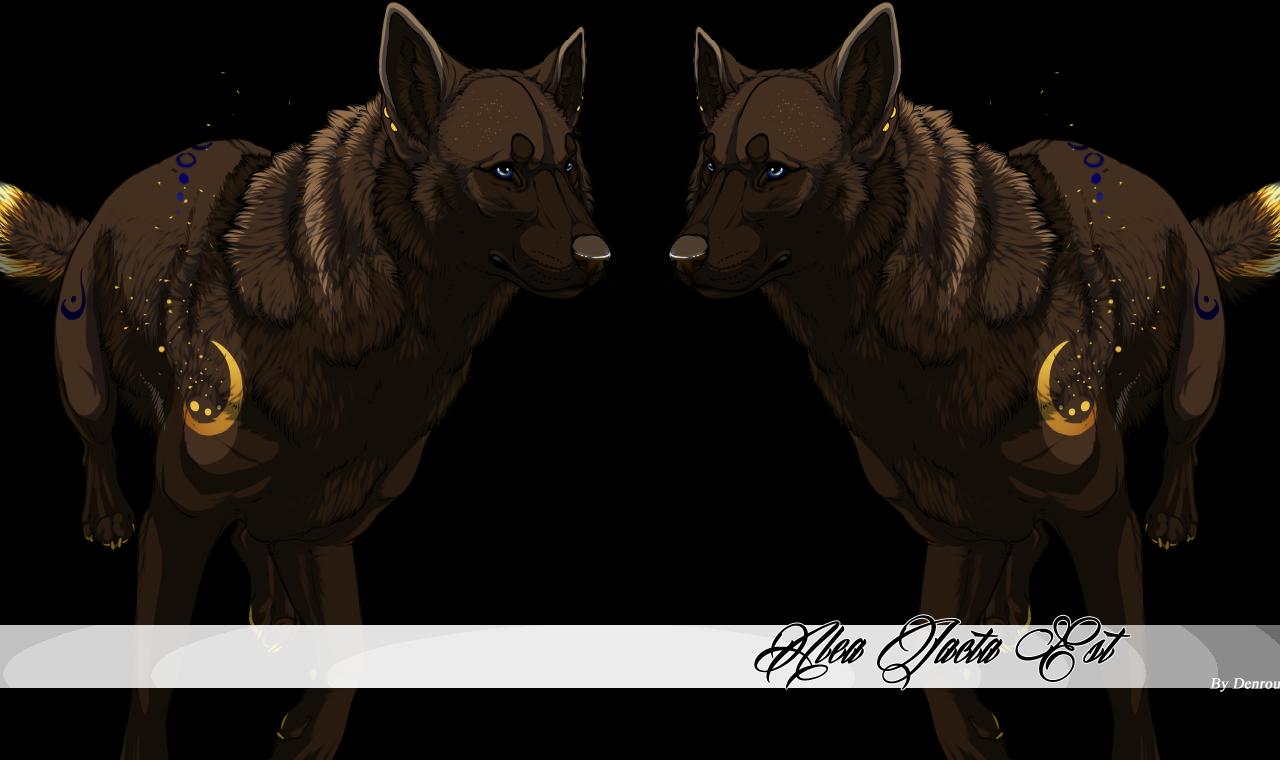 Montage fond d'écran  With_Wolf
