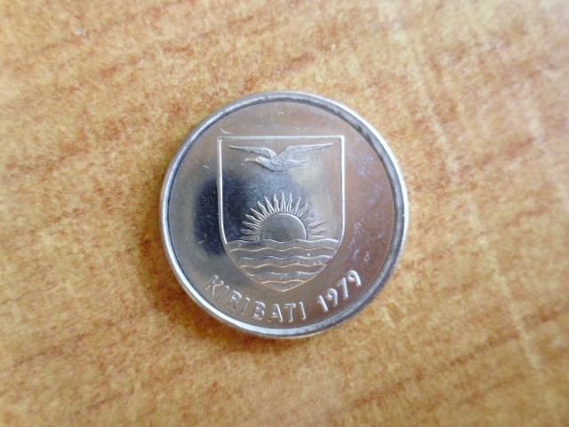 5 cents Kiribati 1979 P1100823