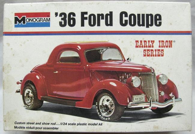 36 Ford - MADE IN BRAZIL Monogram_7554_36fordvg-