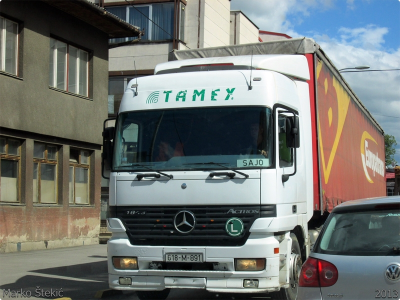 Actros Mp1  IMG_2926
