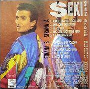 Seki Turkovic - Diskografija Seki1994kb