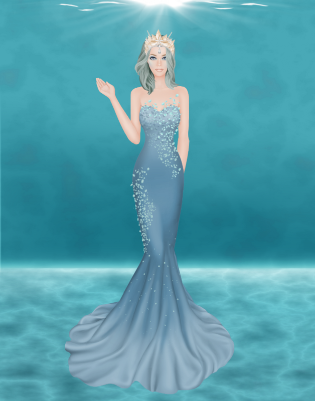 Lady Of The Sea Aquatic_Entry