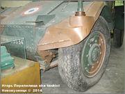 "Французский бронеавтомобиль ""Panhard"" AMD 178,  Musee des Blindes, Saumur, France Panhard_Saumur_040"