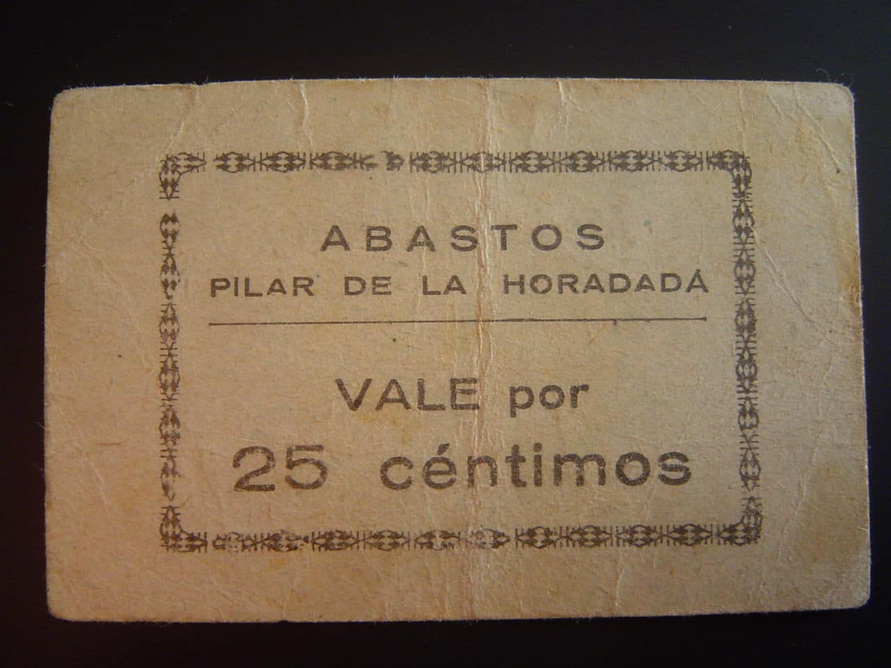 25 centimos Pilar de la Horadada (Alicante) 1ª emision DSC04344
