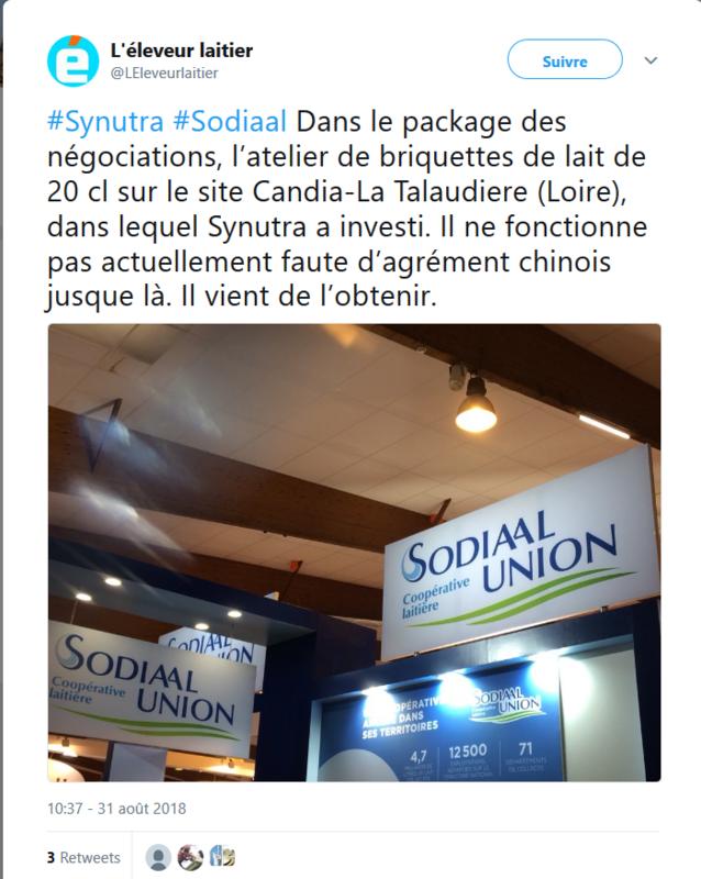 Synutra Sodiaal. Ss2