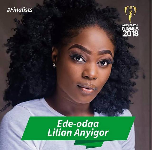CANDIDATAS A MISS EARTH NIGERIA 2018 * FINAL 8 DE SEPTIEMBRE * 2_ECD278_A-2555-4135-804_A-7811_D6_DC225_E