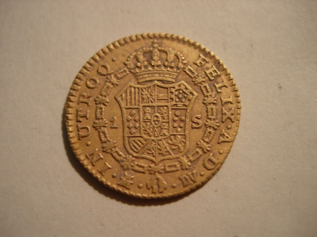 1 escudo Carlos III. 1787. Madrid. Imagen_018