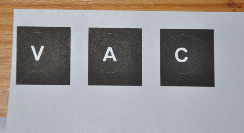 Rénover les boutons de commande du tableau de bord Image
