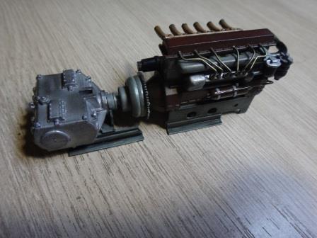 МТП на базе БТР-50ПК ГОТОВО - Страница 3 DSC00979